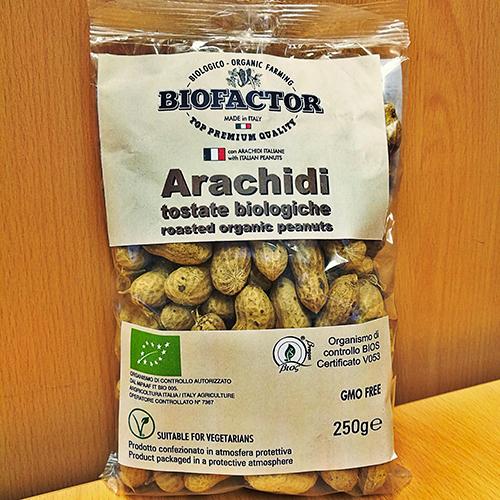 ARACHIDI-BIOLOGICHE-TOSTATE-250GR